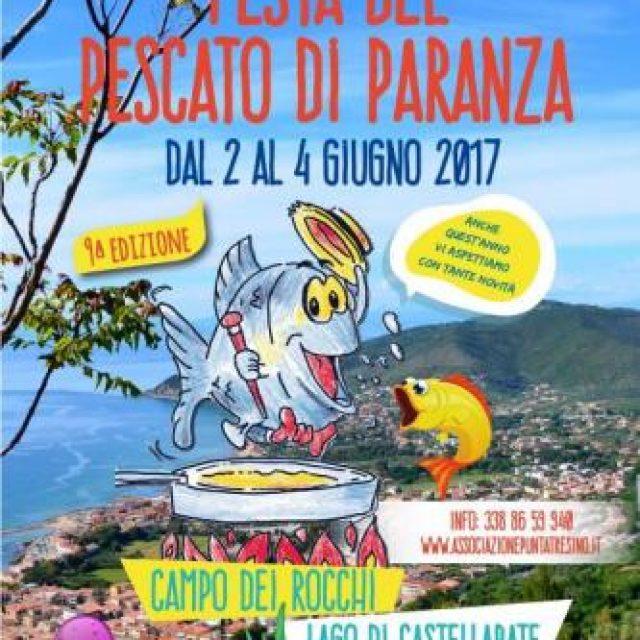 CASTELLABATE – FESTA DEL PESCATO DI PARANZA