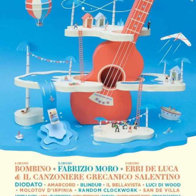 Marina di Camerota – XXI Meeting del Mare  Fonte