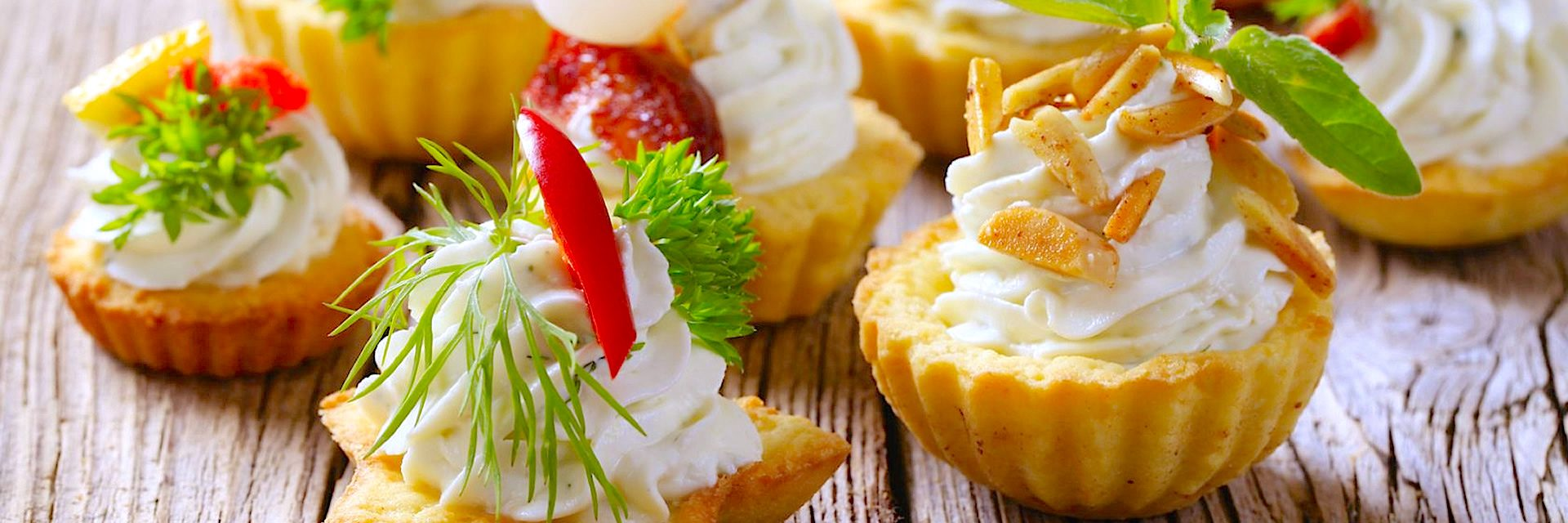 Aperitivo e Finger Foods